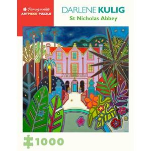 "Pomegranate (aa1086) - Darlene Kulig: ""St Nicholas Abbey"" - 1000 pièces"