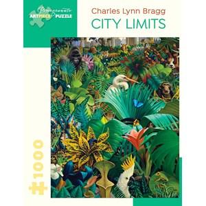 "Pomegranate (aa1060) - Charles Lynn Bragg: ""City Limits, 1986"" - 1000 pièces"