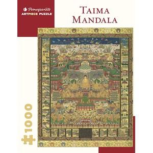 """Pomegranate (aa1069) - """"Taima Mandala"""" - 1000 pièces"""