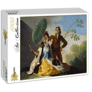 """Grafika (01181) - Francisco Goya: """"El Quitasol, 1777"""" - 1000 pièces"""