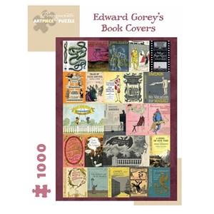 "Pomegranate (aa1043) - Edward Gorey: ""Edward Gorey's Book Covers"" - 1000 pièces"