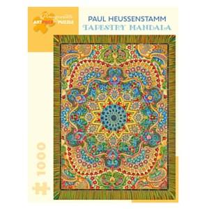 "Pomegranate (aa1046) - Paul Heussenstamm: ""Tapestry Mandala"" - 1000 pièces"