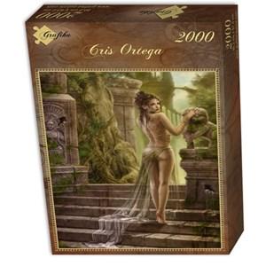 "Grafika (01058) - Cris Ortega: ""The Way of the Last Empire"" - 2000 pièces"