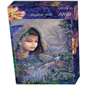 "Grafika (01112) - Josephine Wall: ""Spirit of Winter"" - 1000 pièces"