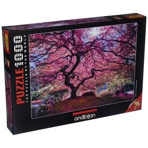 "Anatolian (1037) - ""Pink Tree"" - 1000 pièces"