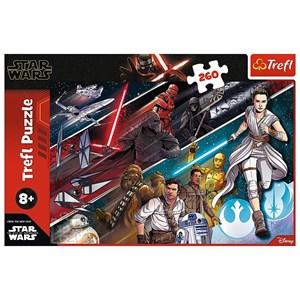"""Trefl (13252) - """"Star Wars"""" - 260 pièces"""