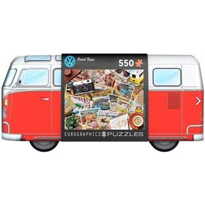 "Eurographics (8551-5576) - ""VW Road Trips"" - 550 pièces"