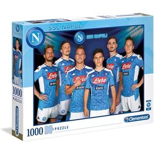 """Clementoni (39538) - """"Napoli 2020"""" - 1000 pièces"""