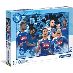 """Clementoni (39539) - """"Napoli 2020"""" - 1000 pièces"""