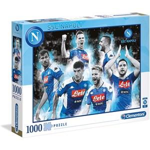 """Clementoni (39540) - """"Napoli 2020"""" - 1000 pièces"""