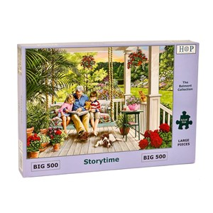 """The House of Puzzles (4562) - """"Storytime"""" - 500 pièces"""