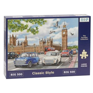 """The House of Puzzles (4883) - """"Classic Style"""" - 500 pièces"""