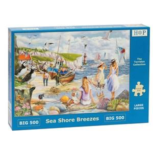 "The House of Puzzles (4937) - ""Sea Shore Breezes"" - 500 pièces"