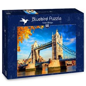 """Bluebird Puzzle (70270) - """"Tower Bridge"""" - 500 pièces"""