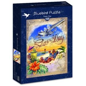 "Bluebird Puzzle (70105) - James Mazzotta: ""Seas Day"" - 1500 pièces"