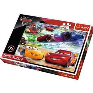 "Trefl (13232) - ""Cars"" - 200 pièces"