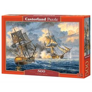 "Castorland (B-53483) - ""Firing Back"" - 500 pièces"