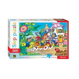 "Step Puzzle (73007) - ""Dunno"" - 360 pièces"