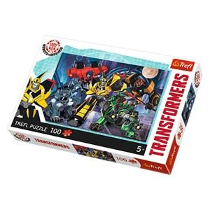 "Trefl (16315) - ""Transformers"" - 100 pièces"