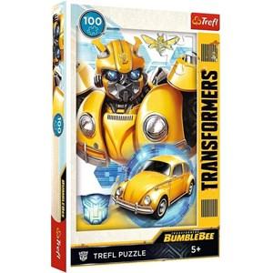 "Trefl (16355) - ""Transformers"" - 100 pièces"