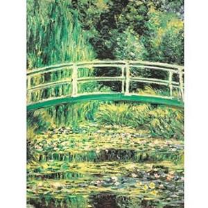 """Impronte Edizioni (051) - Claude Monet: """"Water Lilies"""" - 1000 pièces"""