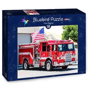 """Bluebird Puzzle (70402) - """"Fire Engine"""" - 150 pièces"""