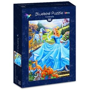 "Bluebird Puzzle (70389) - Jenny Newland: ""Cinderella"" - 260 pièces"
