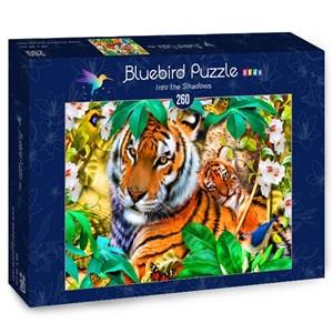 "Bluebird Puzzle (70375) - Howard Robinson: ""Into the Shadows"" - 260 pièces"