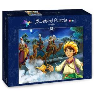 "Bluebird Puzzle (70348) - Maciej Es: ""Aladdin"" - 100 pièces"