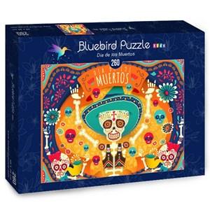 """Bluebird Puzzle (70356) - """"Dia de los Muertos"""" - 260 pièces"""