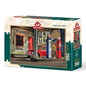 """Art Puzzle (4283) - """"Station"""" - 260 pièces"""