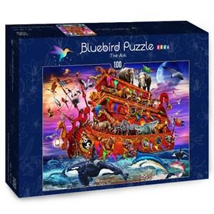 """Bluebird Puzzle (70399) - Ciro Marchetti: """"The Ark"""" - 100 pièces"""