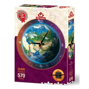 """Art Puzzle (5002) - """"La Terre"""" - 570 pièces"""