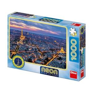 "Dino (54126) - ""Paris"" - 1000 pièces"