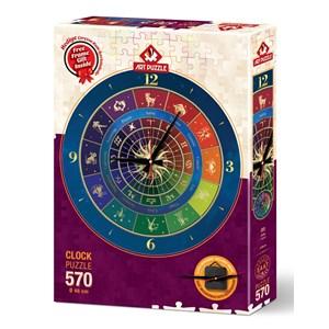 """Art Puzzle (5001) - """"Zodiac"""" - 570 pièces"""