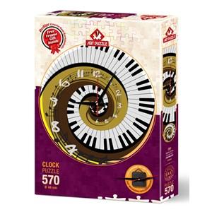 """Art Puzzle (5006) - """"Rythme du Temps"""" - 570 pièces"""