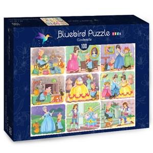 """Bluebird Puzzle (70354) - """"Cinderella"""" - 100 pièces"""