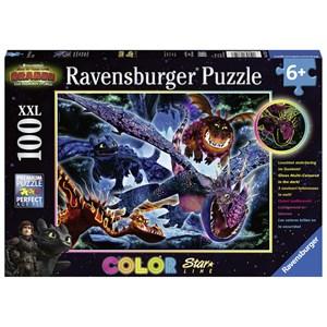 "Ravensburger (13710) - ""Dragon"" - 100 pièces"