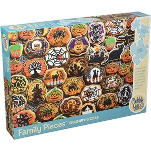 "Cobble Hill (54612) - ""Halloween Cookies"" - 350 pièces"