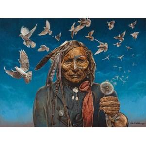 "SunsOut (40073) - David Behrens: ""Peacemaker"" - 1000 pièces"
