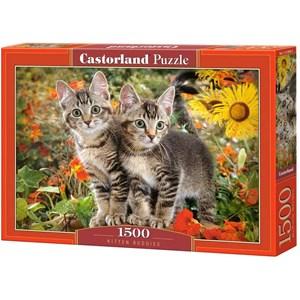 """Castorland (C-151899) - """"Kitten Buddies"""" - 1500 pièces"""