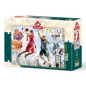 """Art Puzzle (4580) - """"Basketball"""" - 260 pièces"""