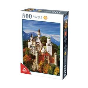 """Deico (76090) - """"Neuschwanstein"""" - 500 pièces"""