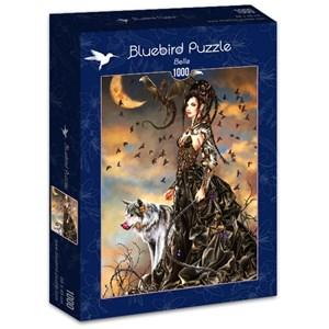 "Bluebird Puzzle (70422) - Nene Thomas: ""Bella"" - 1000 pièces"