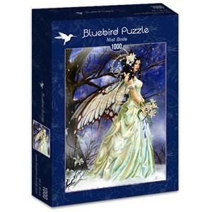 """Bluebird Puzzle (70423) - Nene Thomas: """"Mist Bride"""" - 1000 pièces"""