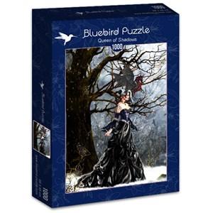 "Bluebird Puzzle (70424) - Nene Thomas: ""Queen of Shadows"" - 1000 pièces"