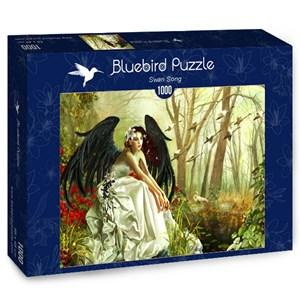 "Bluebird Puzzle (70427) - Nene Thomas: ""Swan Song"" - 1000 pièces"