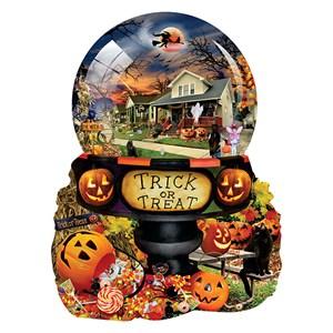 "SunsOut (96064) - Lori Schory: ""Halloween Globe"" - 1000 pièces"
