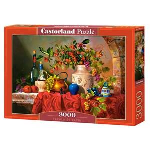 "Castorland (C-300570) - ""Tavola di Capri"" - 3000 pièces"