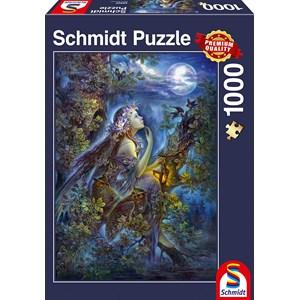"""Schmidt Spiele (58959) - """"Moonlight"""" - 1000 pièces"""